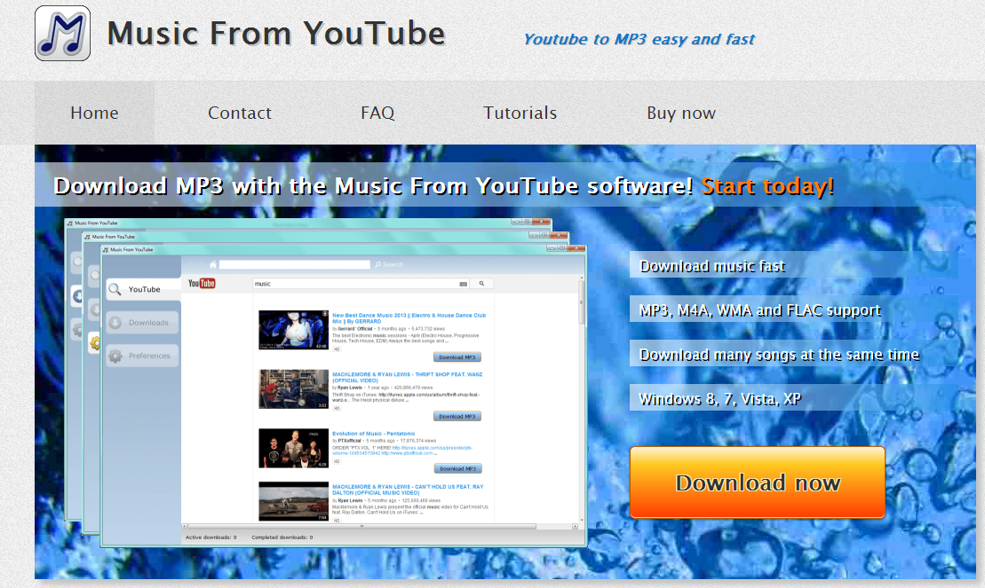 how to download mp3 songs from youtube