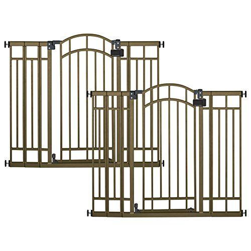 Summer Infant Extra Tall Decorative WalkThru Gate, 2 Gate