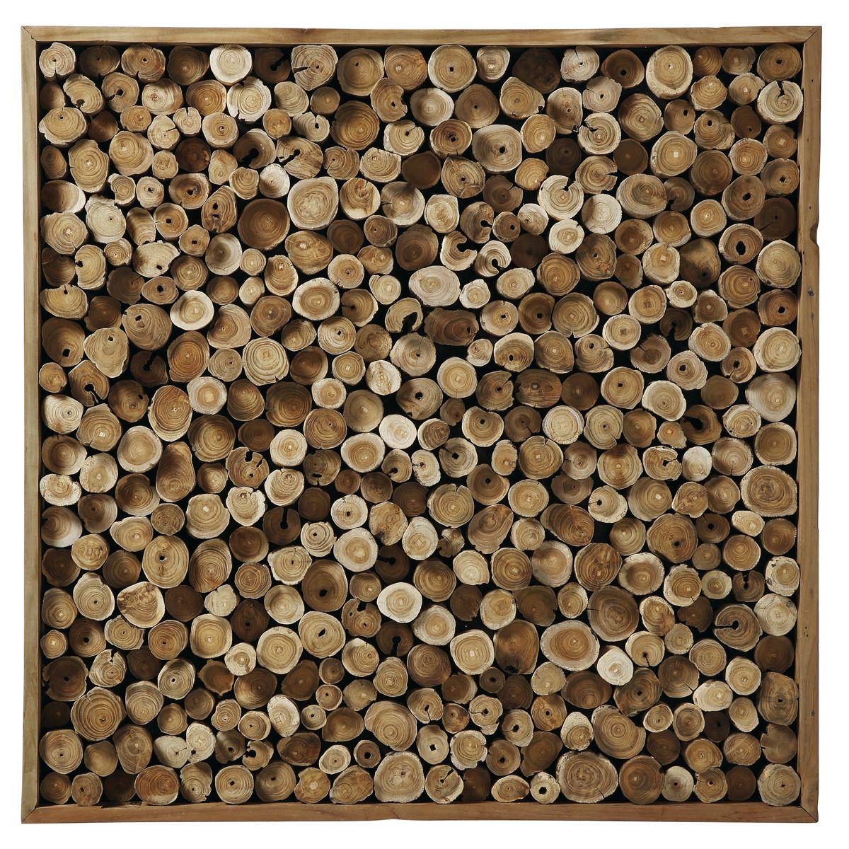Obraz Drewniany Algedi 100x100cm A467 Salon Meblowy Warszawa