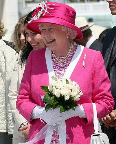 The Queen by Jean-Pierre-Montauban, via Flickr