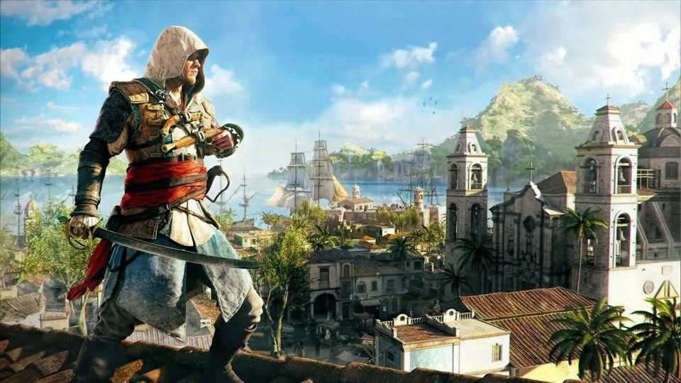 Pin by Sugary on Assassins | Assassins creed black flag