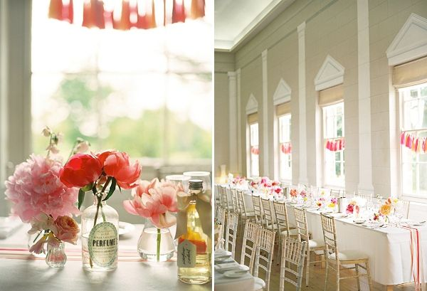 Creative Coral Wedding // Photo Credit: CKB Photography