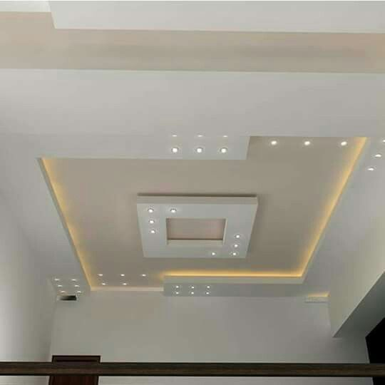 Awesome Cool Tips False Ceiling Ideas Corridor contemporary false