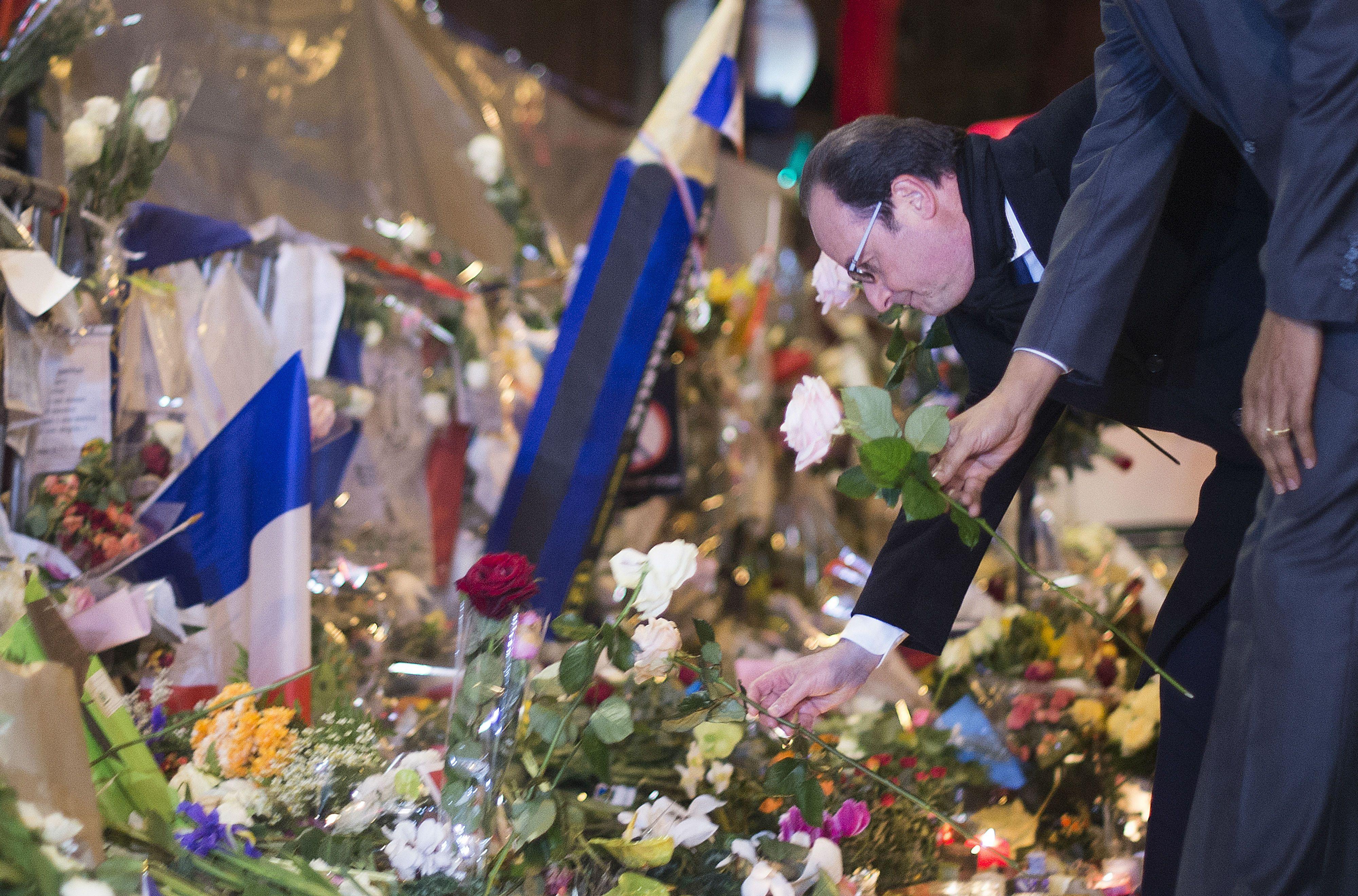 François Hollande assistera à un spectacle au Bataclan jeudi soir