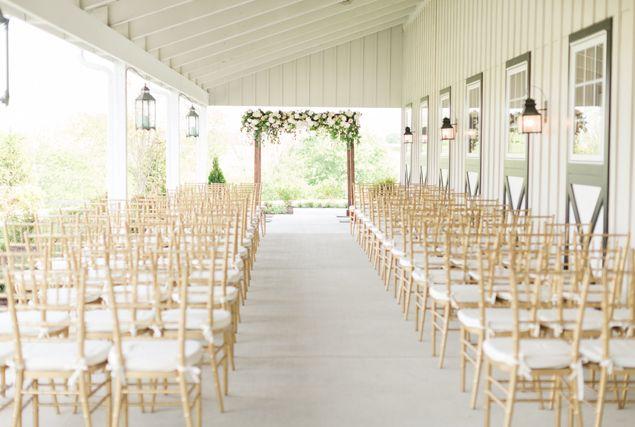 The Venue Shadow Creek Weddings And Events Barn Wedding Loudoun County