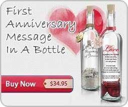1 Year Wedding Anniversary Gift Ideas