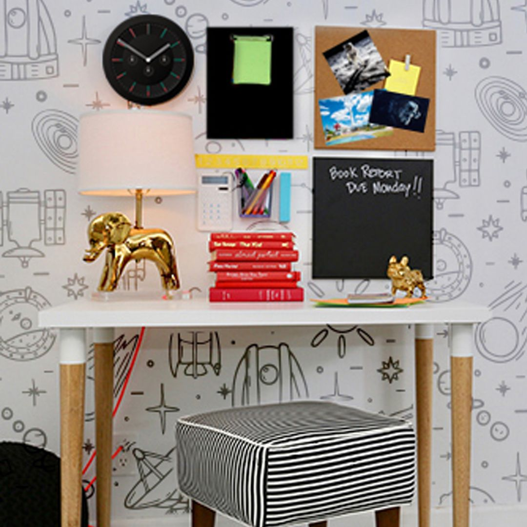 DIY Homework Station for Kids Homework station diy