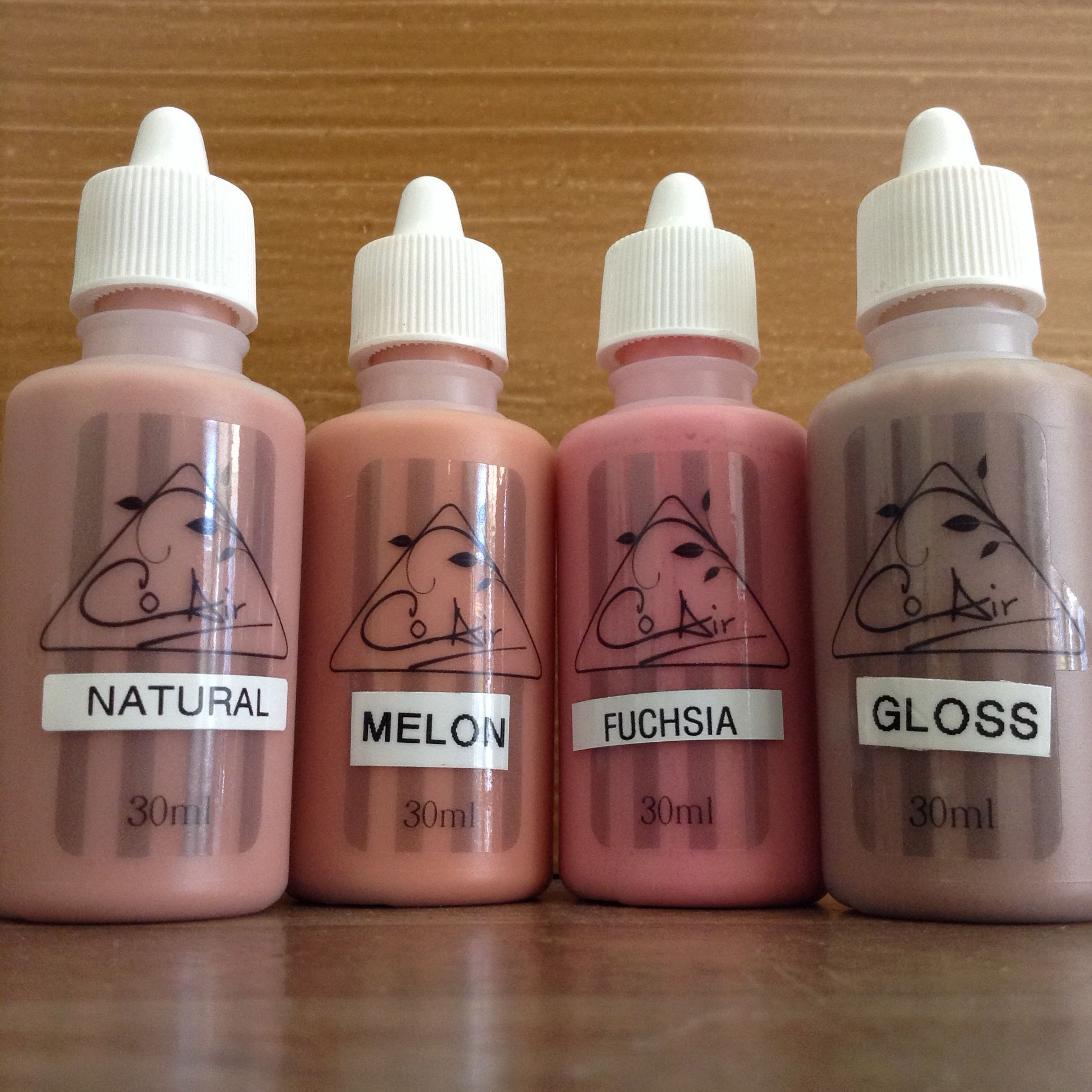 Our new Latonas Co Air blushes! Will be sure to keep your