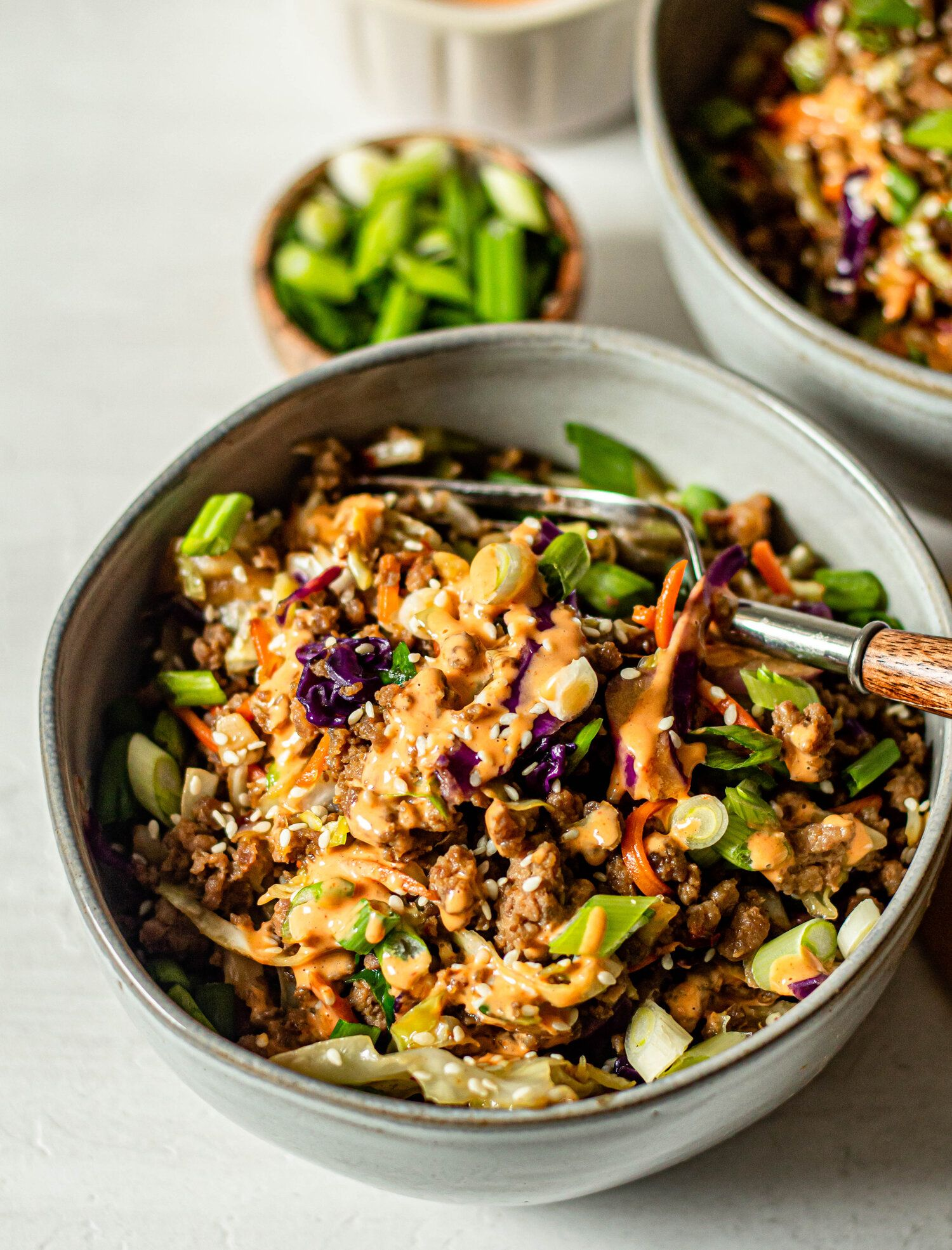 Egg Roll In a Bowl - All the Healthy Things