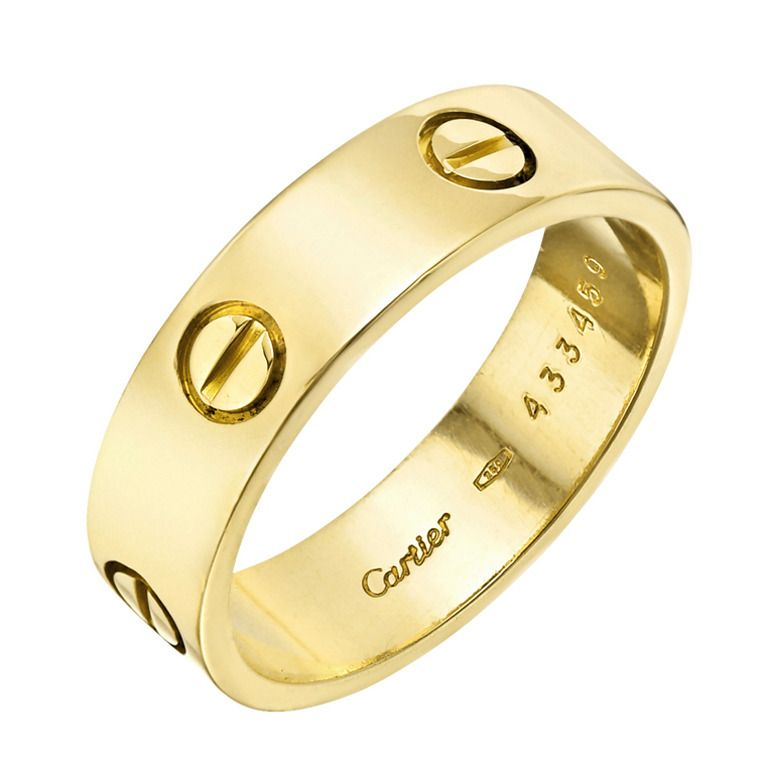 8 Awesome Cartier Wedding Bands For Men Jewelry Pinterest