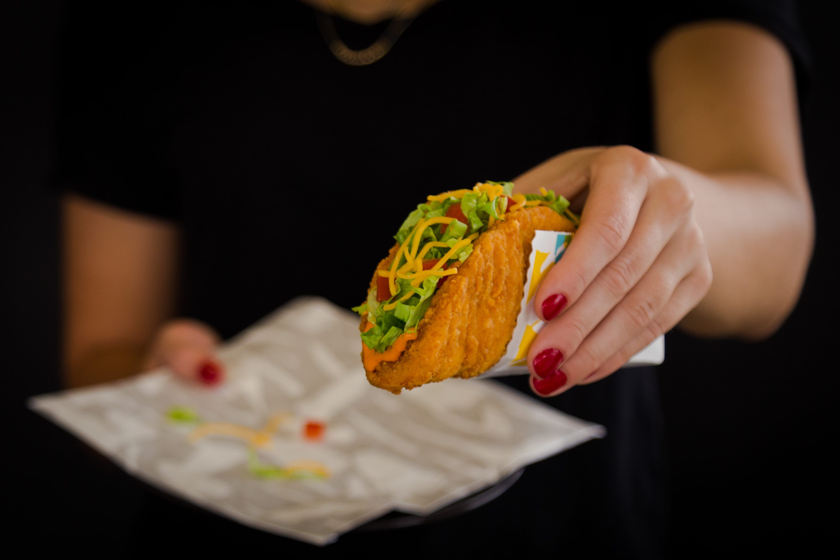 Taco Bell Releasing Billboard That Dispenses Real Nacho Cheese To