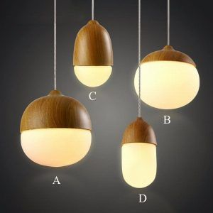 Decorative Light Fixture Nuts