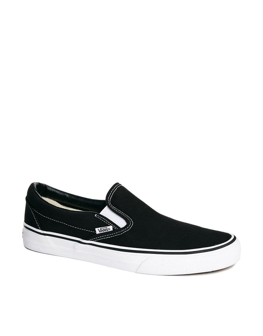 slippers hommes vans