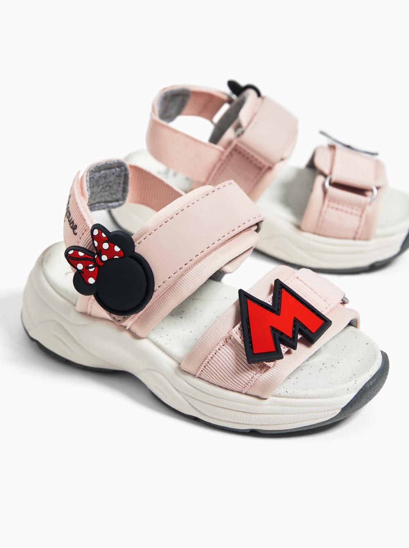 Sandalia Técnica Disney Bebe Niña Zapatos Niños Zara España Zapatos De Nena Zapatos Para Niñas Zapatos Niña Zara