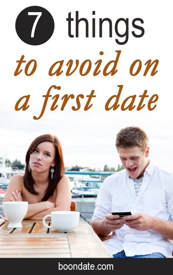 Dating tips for women after first date
