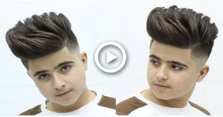 Best Attractive Latest Haircuts for Kids 2018
