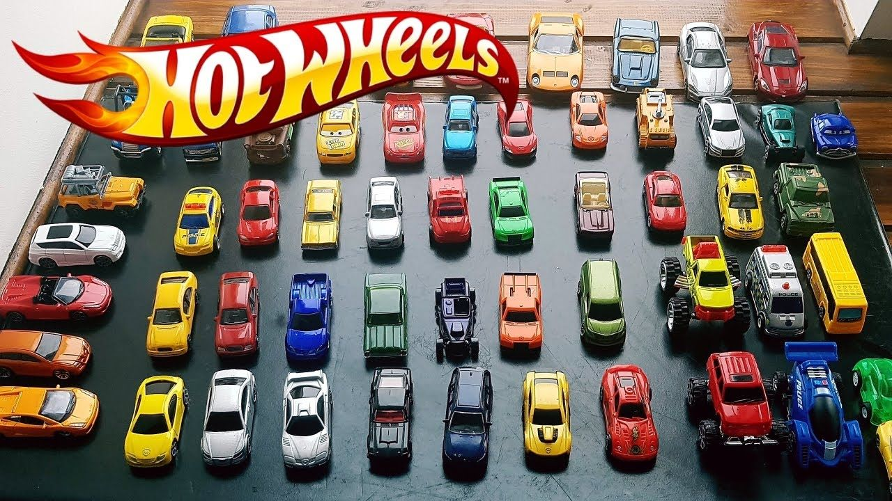 Hot Wheels Super Cars Collection Toy Cars For Kids Video Parking And Playing With A Big Collection Of Cars From Ca Toy Cars For Kids Kids Songs Youtube Kids