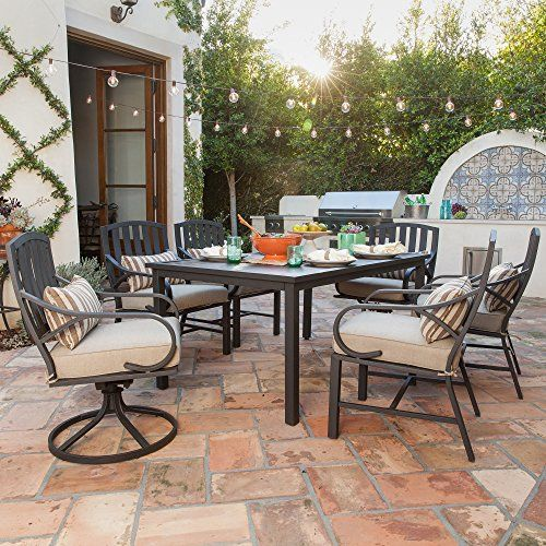 4 Person 5 Piece Kitchen Dining Table Set 1 Table 3 Leather Chairs 1 Bench Espresso Brown J150232espresso Patio Furniture Sets Patio Design Outdoor Dining Set