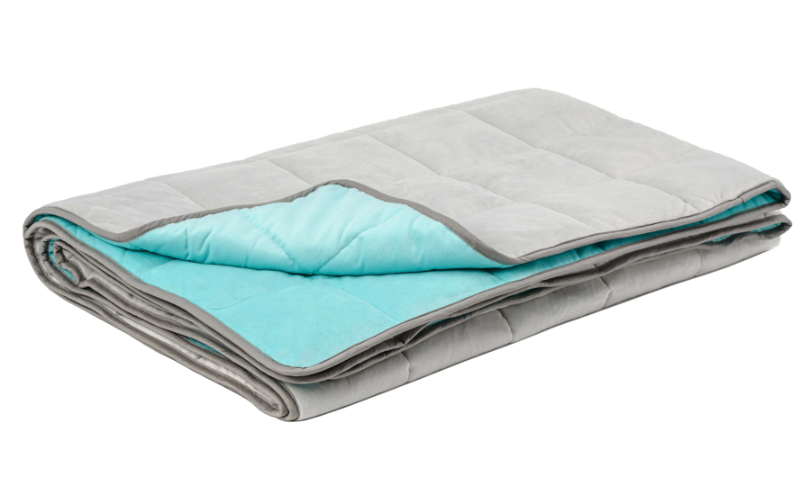 Integrated Cover Weighted Blankets Weighted Blanket Blanket Cover