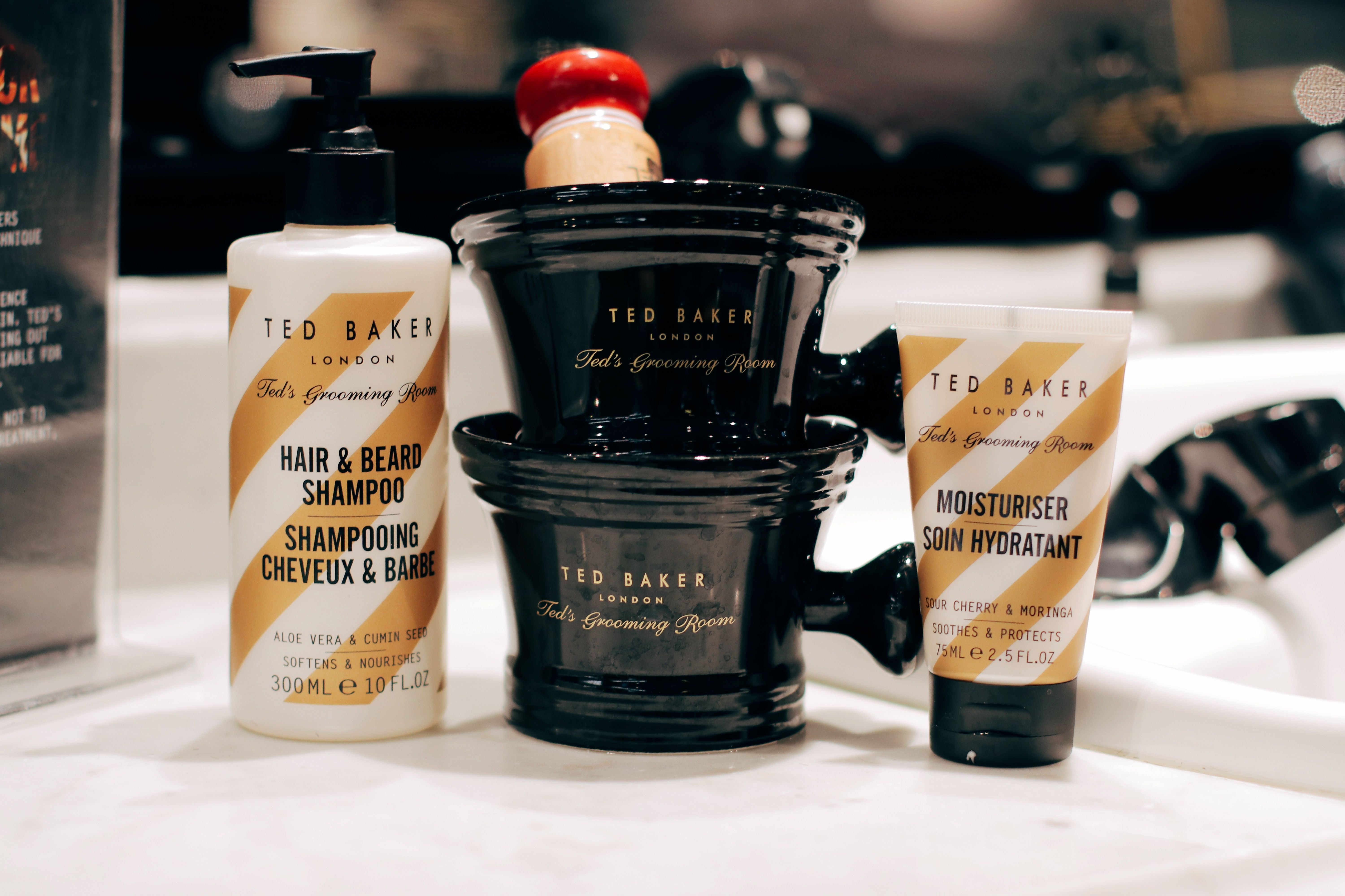 The kit for the best shave! Best shave, Beard shampoo