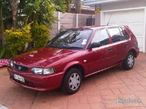 Toyota Tazz 2004 Cape Town Western Cape South Africa R 52 000