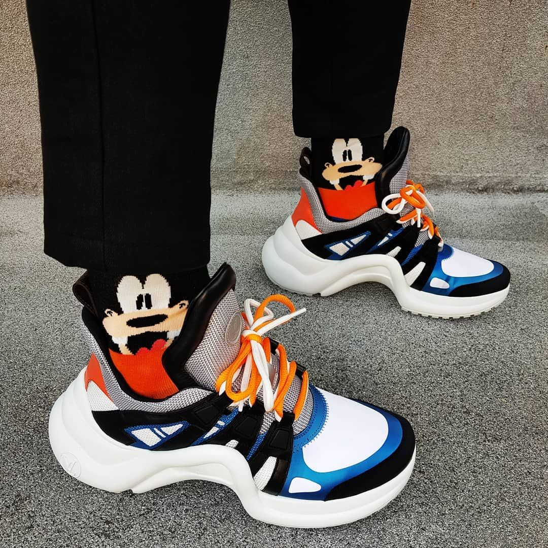 11e9d9a1e27 Louis Vuitton Archlight Sneaker | i fucks with this in 2019 ...