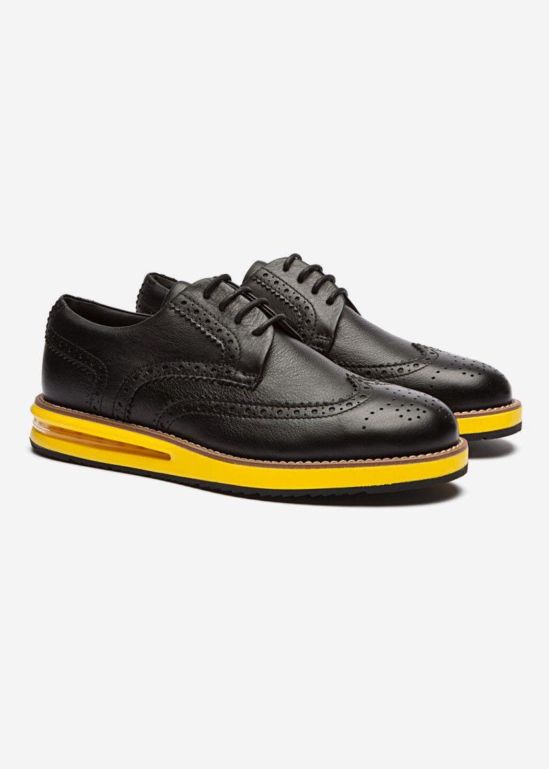 best website f4702 473dc Barleycorn / Air Brogue Black | MEN'S FOOTWEAR | Shoe boots ...