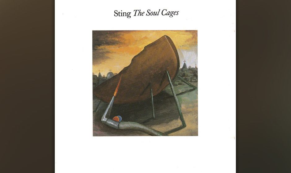 25. Sting: When The Angels Fall (aus 'The Soul Cages', 1991). Bekenntnis zum…