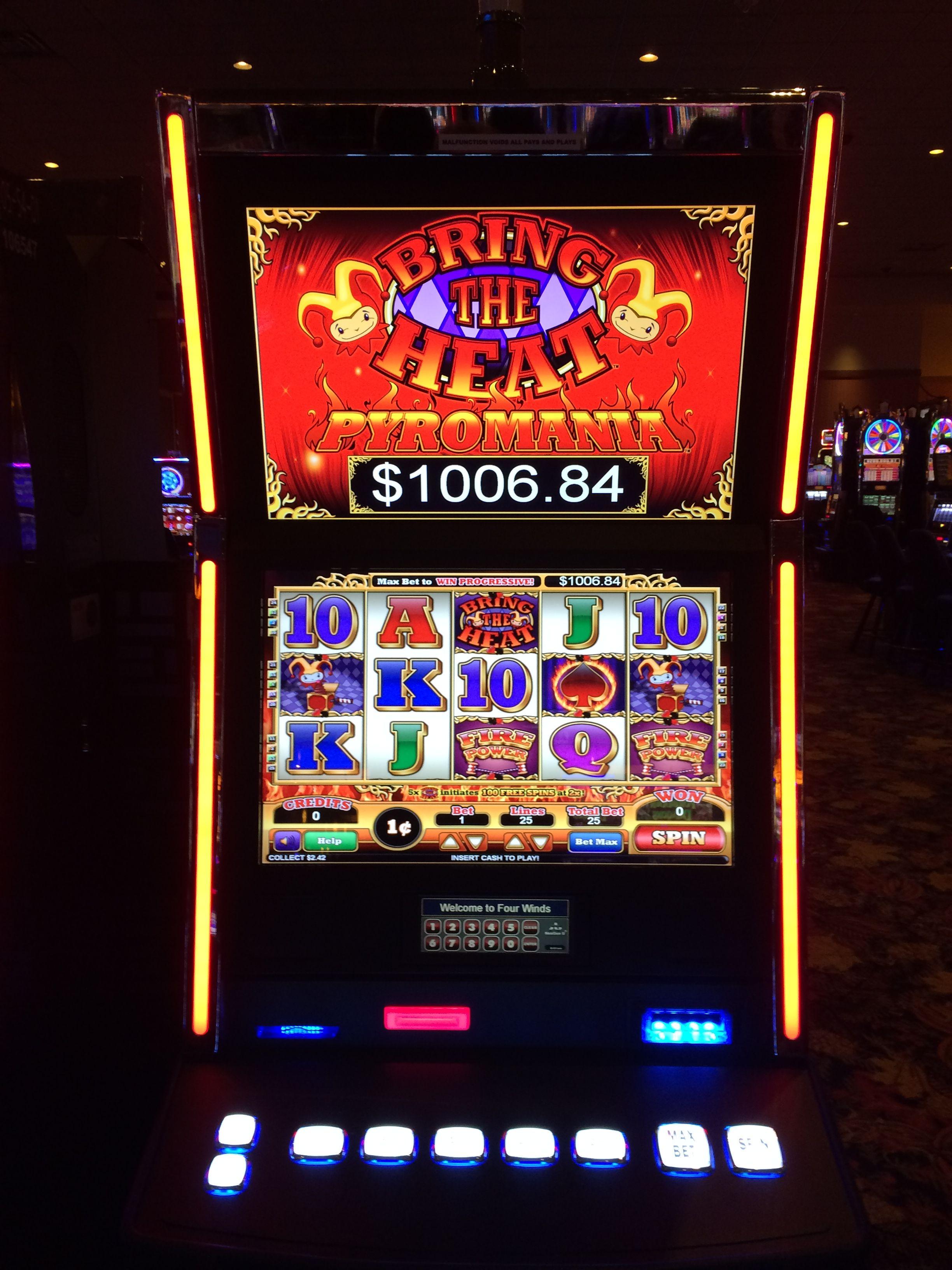 New Penny Slots Machines