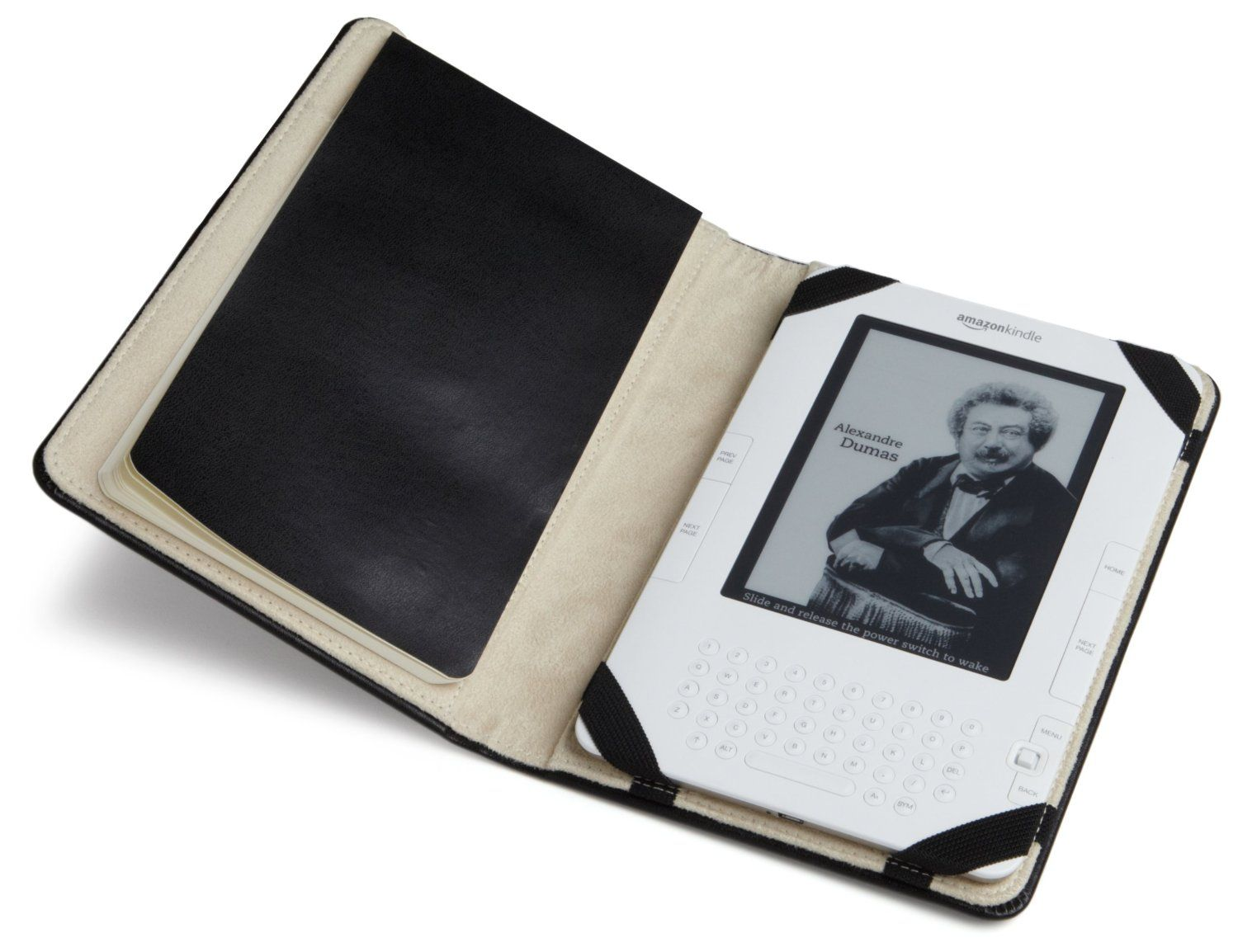 Amazon com: Moleskine® Kindle Cover with Reporter-Style