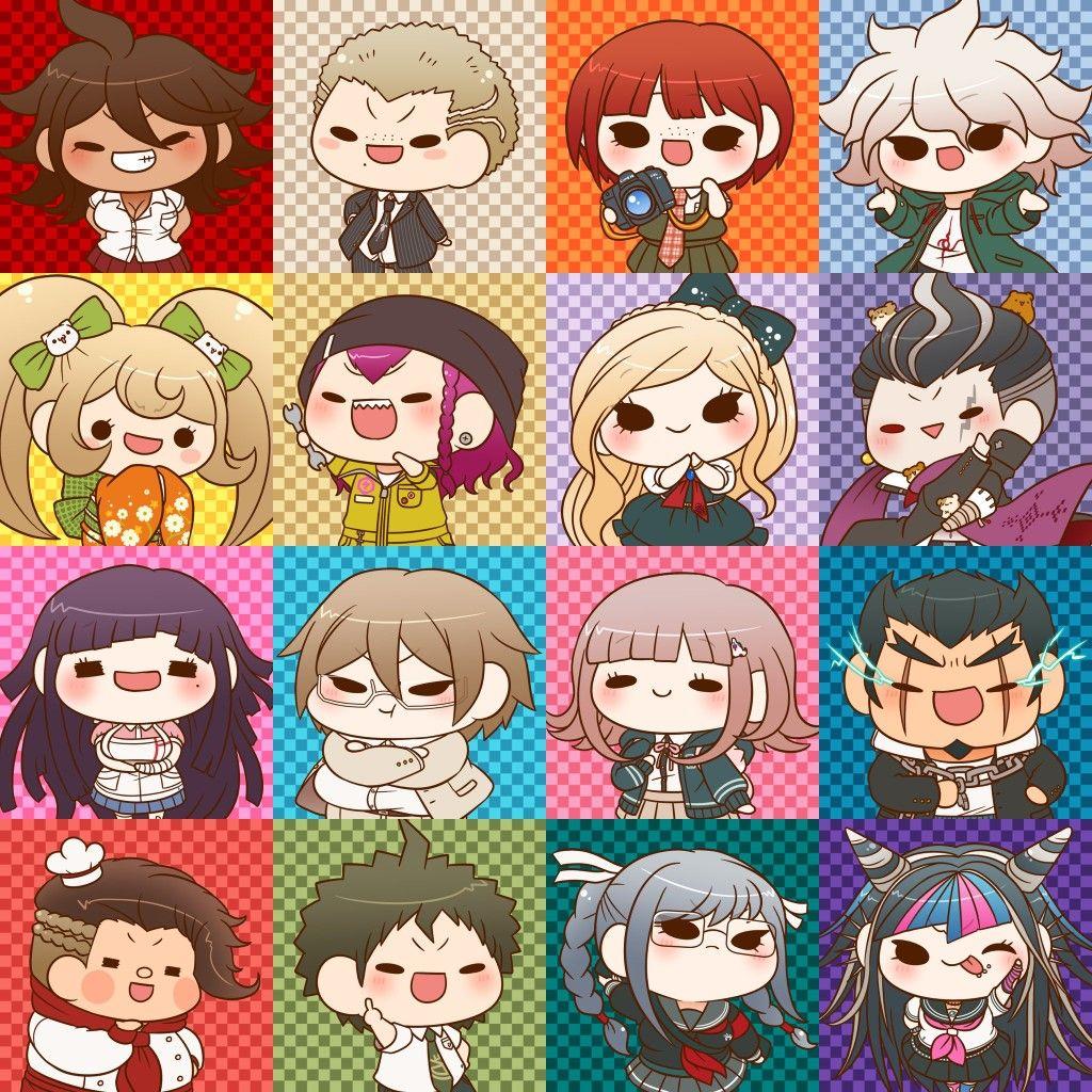 Danganronpa | Danganronpa | Super danganronpa, Anime couples