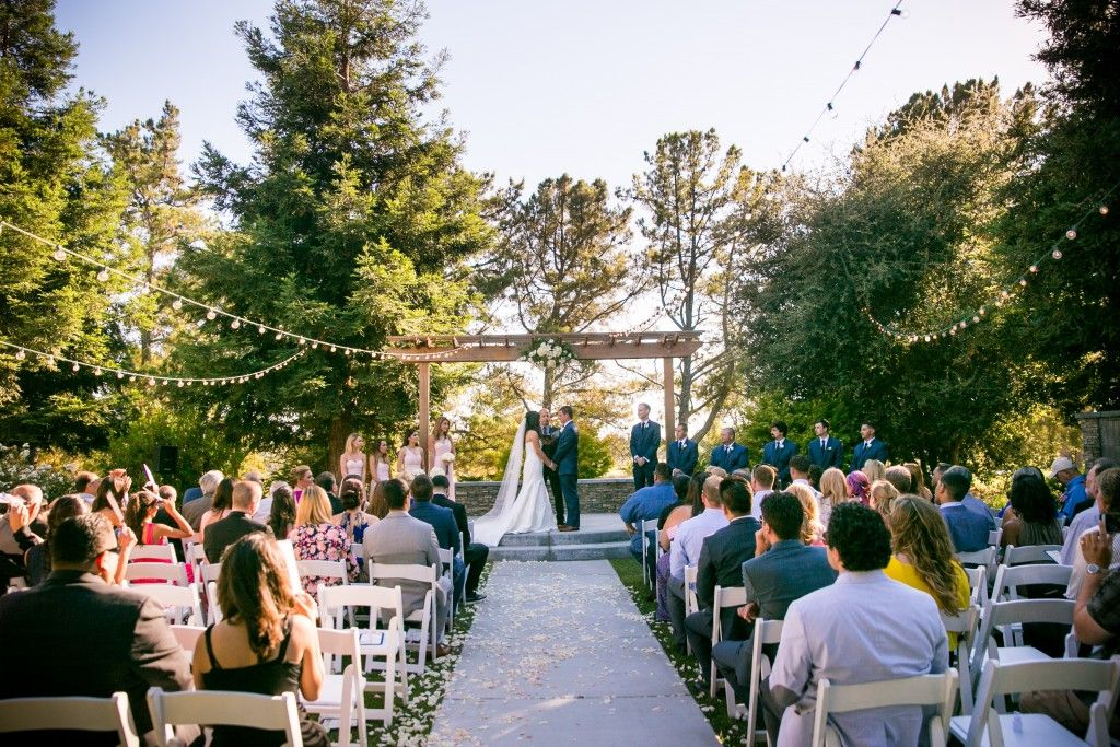 Outdoor Weddings We Love! California outdoor wedding
