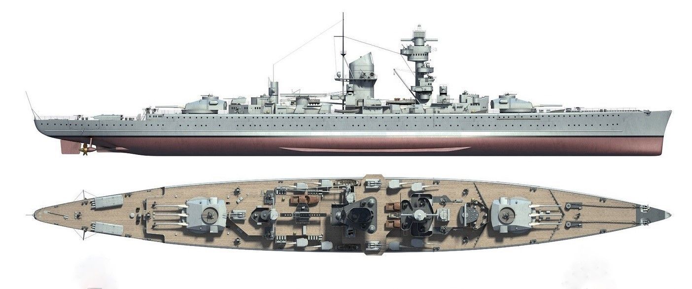 Admiral Scheer