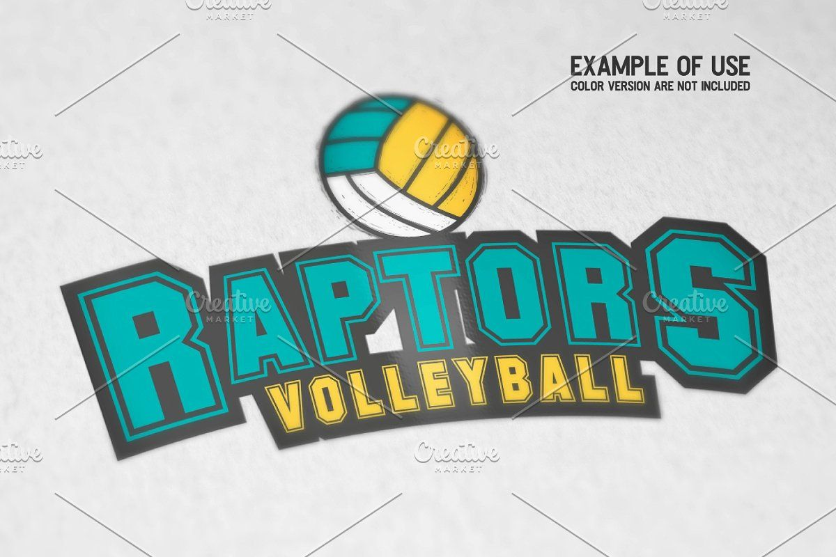 Sports Volleyball Badges And Logos Sport Volleyball Volleyball Badge