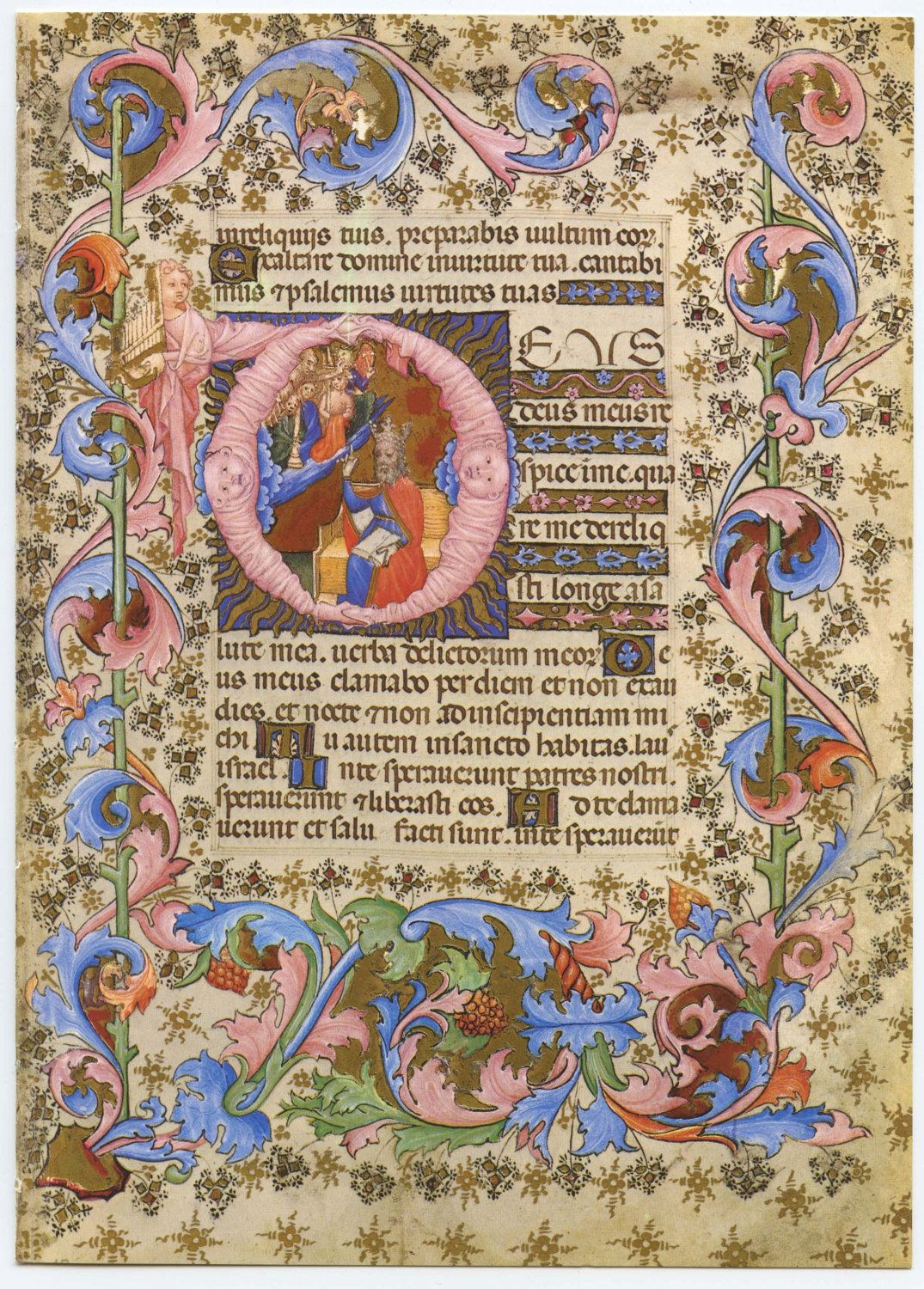 The book of ornamental alphabets, ancient and mediaeval, from the eighth century.