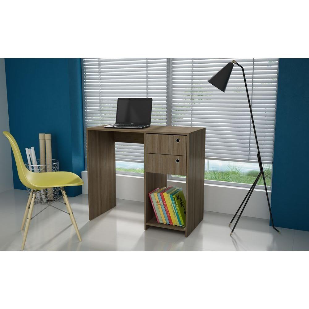 Pescara oak brown desk products