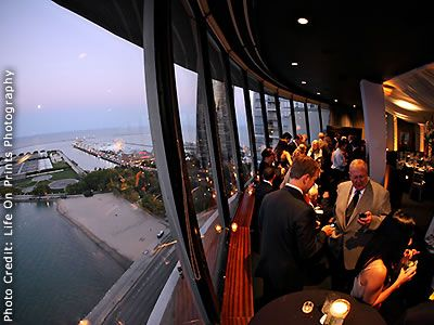 W Chicago Lakes Wedding Locations Downtown Venues Weddings 60611