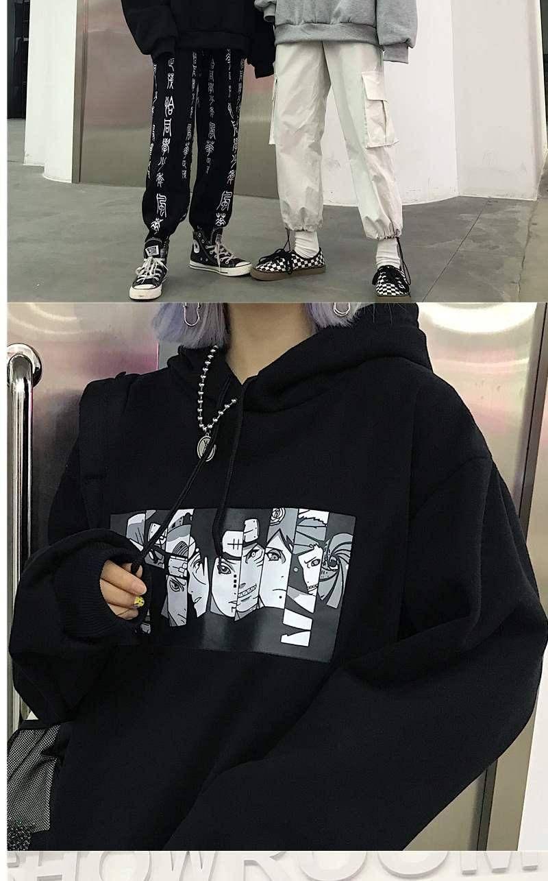 Anime Naruto Sasuke Sweatshirt Anime naruto, Sweatshirts