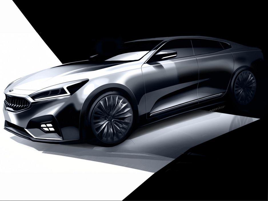 kia cadenza 2016 preis marktstart update car. Black Bedroom Furniture Sets. Home Design Ideas