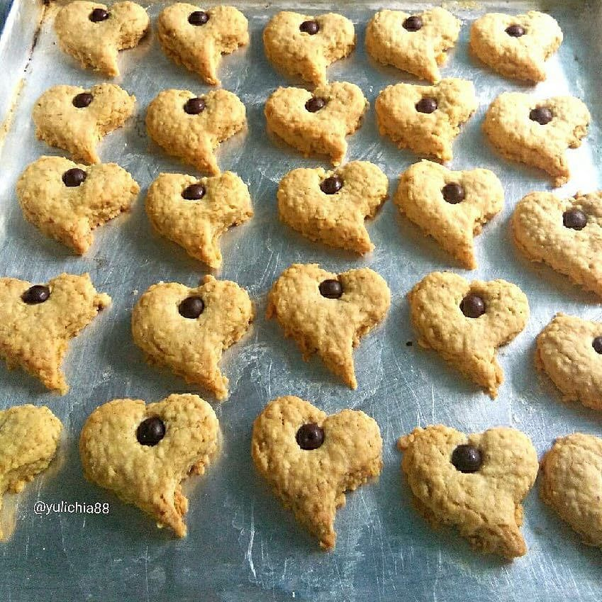 Aneka Resep Kue Kering Di Instagram Thanks Dear Yulichia88 Happy Monday Oatmeal Cookies Oatmeal Food