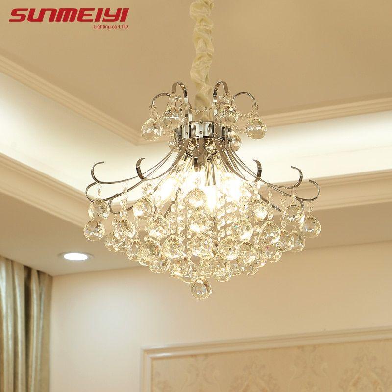 Wholesale Price Free Shipping Indoor Lighting Elegant Crystal