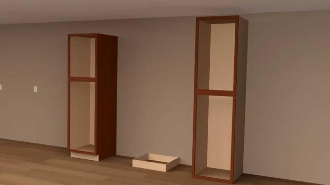 5 Cliqstudios Kitchen Cabinet Installation Guide Chapter 5 With Images Installing Cabinets Installing Kitchen Cabinets