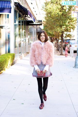Leandra Medine shares her signature style and fashion go-to's in 3 looks:
