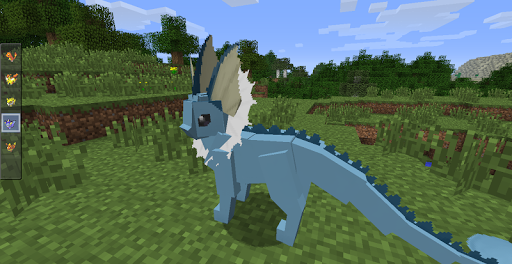 The Pixelmon Mod for Minecraft 1 7 10, 1 7 2 and 1 6 4 is