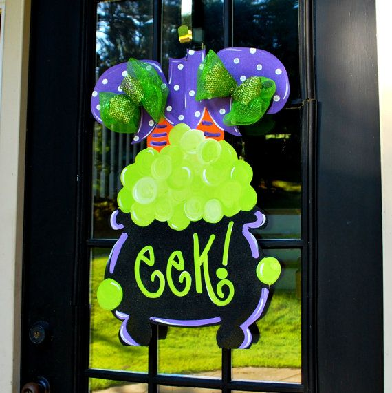 halloween witch door decorating ideas front door halloween door hanger decor witch decoration fall home outdoor decoration on etsy 4500