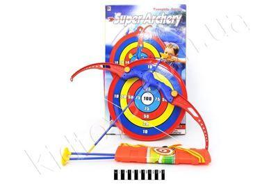 Лук зі стрілами і дартс http://kidtoys.com.ua/ua/zbr0960luk-zi-strilami-i-darts