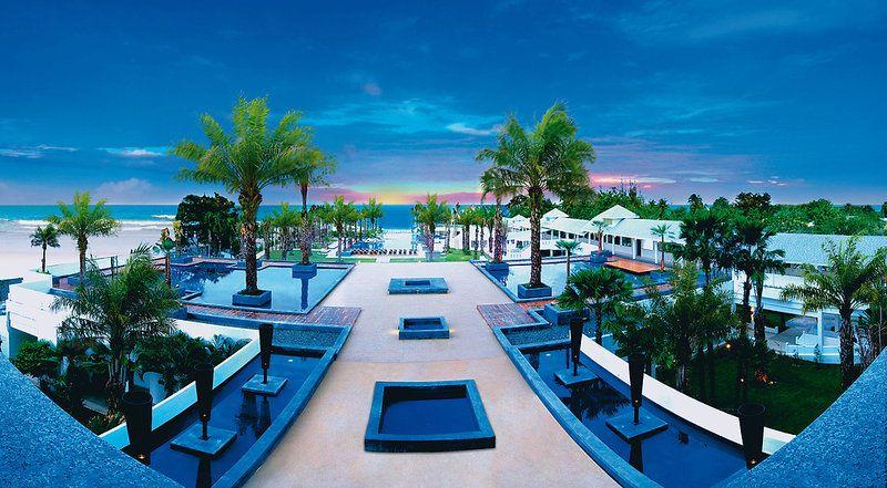 Novotel Hua Hin Cha Am Beach Resort Spa Thailand Travel