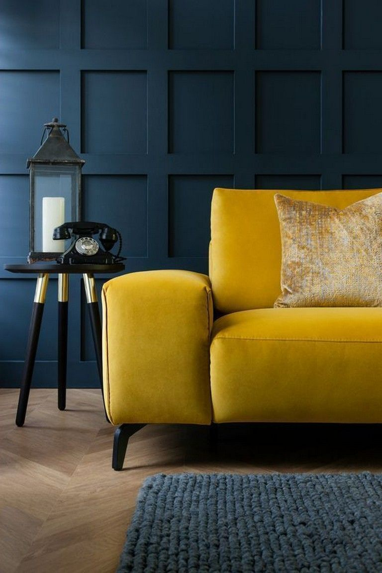 Best 20 Gorgeous Mustard Yellow Will Make Your House Look 400 x 300