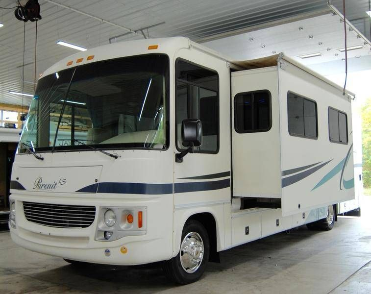 2003 Georgie Boy Pursuit 3205ds Class A Gas Rv For Sale In Flint Michigan Rvt Com 85868 Outback Campers Outback Rv For Sale