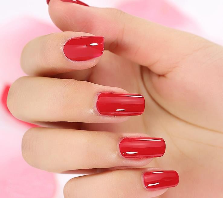 Rs Nail: RS Nail Gel Polish Soak Off UV Gel Nail Glue 6Pcs/Lot Gel